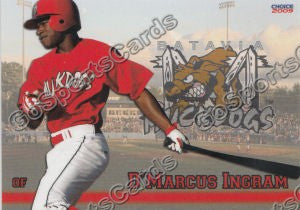 2009 Batavia Muckdogs D'Marcus Ingram