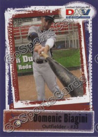 2011 Will County Crackerjacks DAV Domenic Biagini