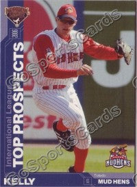 2006 International League Top Prospects Choice Don Kelly