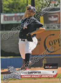 2010 Lehigh Valley IronPigs Update Drew Carpenter