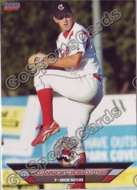 2007 Williamsport Crosscutters Drew Naylor