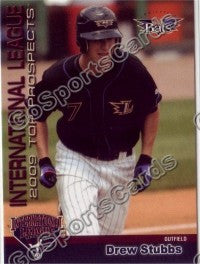 2009 International League Top Prospects Drew Stubbs