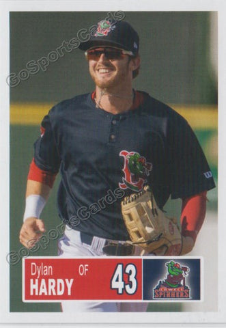 2018 Lowell Spinners Dylan Hardy