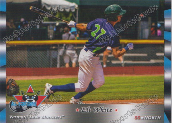 2016 New York Penn League All Star NYPL N Eli White