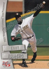 2011 MidWest League Top Prospects Enny Romero
