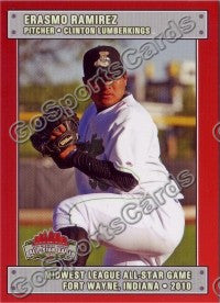 2010 MidWest League All Star Erasmo Ramirez