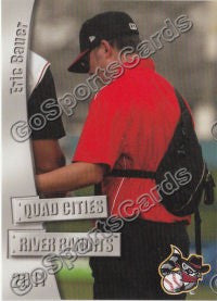 2011 Quad Cities River Bandits Eric Bauer