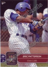 2007 Pacific Coast League All Star MultiAd Eric Patterson