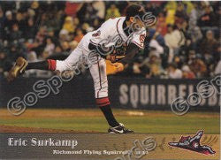 2011 Richmond Flying Squirrels Eric Surkamp