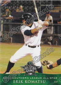 2011 Southern League All Star North Division Erik Komatsu