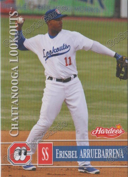 2014 Chattanooga Lookouts Team Set