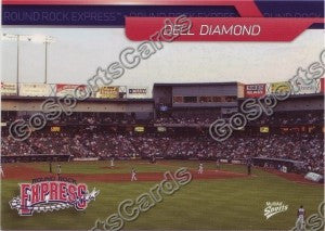 2010 Round Rock Express Dell Diamond shot 1