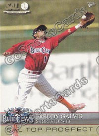 2008 South Atlantic League Top Prospects Freddy Galvis