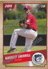 2011 Lincoln SaltDogs Garrett Sherrill