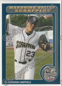 2007 Mahoning Valley Scrappers Garrison Campfield