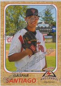 2012 Salem Keizer Volcanoes Team Set