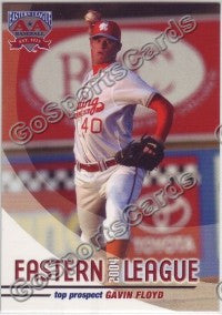 2004 GrandStand Eastern League Top Prospect Gavin Floyd