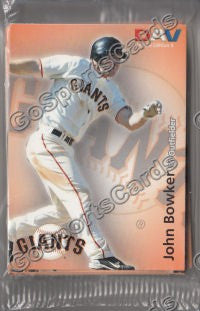 2010 San Francisco Giants DAV Team Set SGA