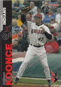2005 Indianapolis Indians Graham Koonce