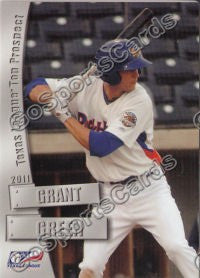 2011 Texas League Top Prospects Grant Green