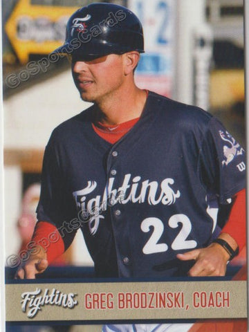 2018 Reading Fightin Phils Update Greg Brodzinski