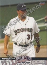 2011 Mahoning Valley Scrappers Greg Hibbard