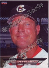 2007 Williamsport Crosscutters Greg Legg