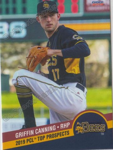 2019 Pacific Coast League Top Prospects Griffin Canning