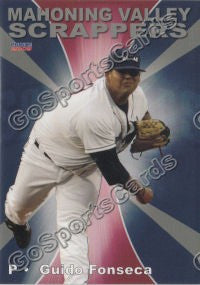 2009 Mahoning Valley Scrappers Guido Fonseca