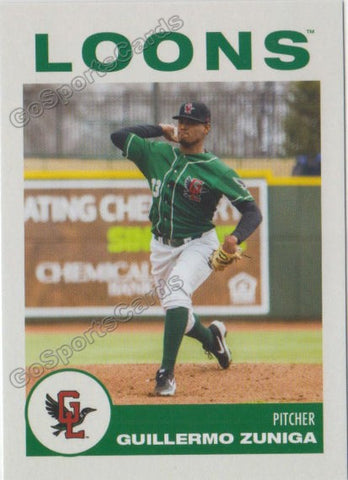 2019 Great Lakes Loons Guillermo Zuniga