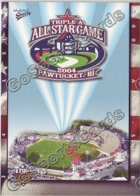 2004 Pacific Coast League All-Stars Header Card