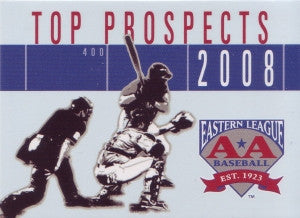 2008 Eastern League Top Prospects Header