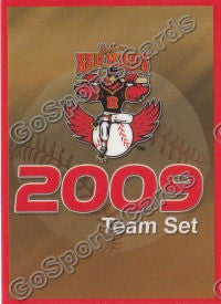 2009 Rochester Red Wings Header Card