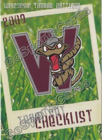 2007 Wisconsin Timber Rattlers Header Card