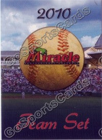 2010 Fort Myers Miracle Header Card