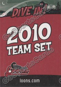 2010 Great Lakes Loons Header Card