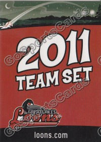 2011 Great Lakes Loons Header Checklist