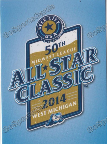 2014 MidWest League All Star Team Set