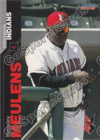 2005 Indianapolis Indians Hensley Meulens
