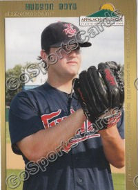 2012 Appalachian League Top Prospects Appy Hudson Boyd