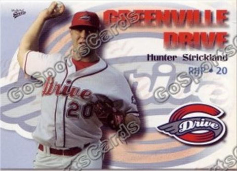 2009 Greenville Drive Team Set