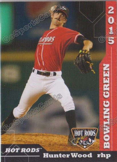 2015 Bowling Green Hot Rods Team Set