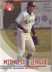 2004 Midwest League Top Prospects Ian Kinsler