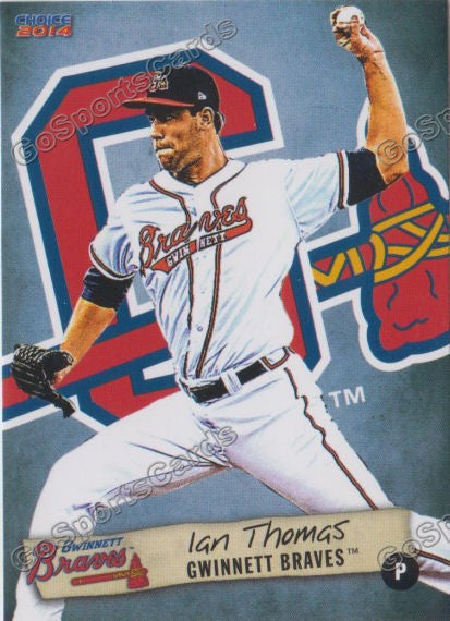 2014 Gwinnett Braves Team Set
