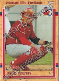 2008 Johnson City Cardinals Jack Cawley