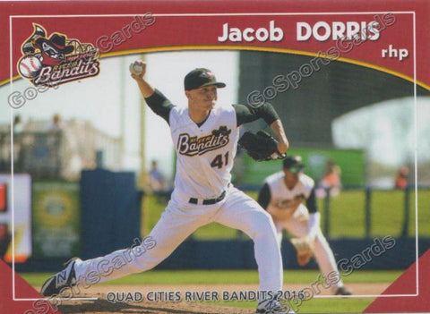 2016 Quad Cities River Bandits Team Set