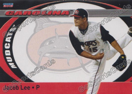 2013 Carolina MudCats Jacob Lee