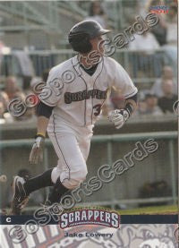 2011 Mahoning Valley Scrappers Jake Lowery