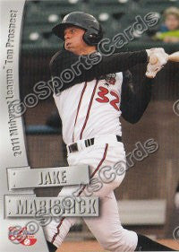 2011 MidWest League Top Prospects Jake Marisnick