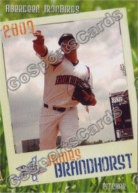 2009 Aberdeen IronBirds James Brandhorst